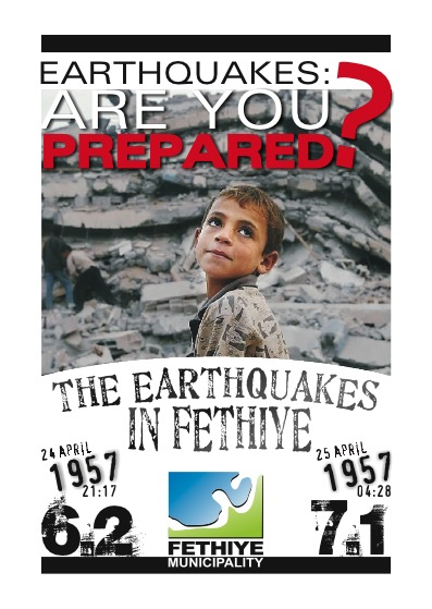 Earthquakes - are you prepared?