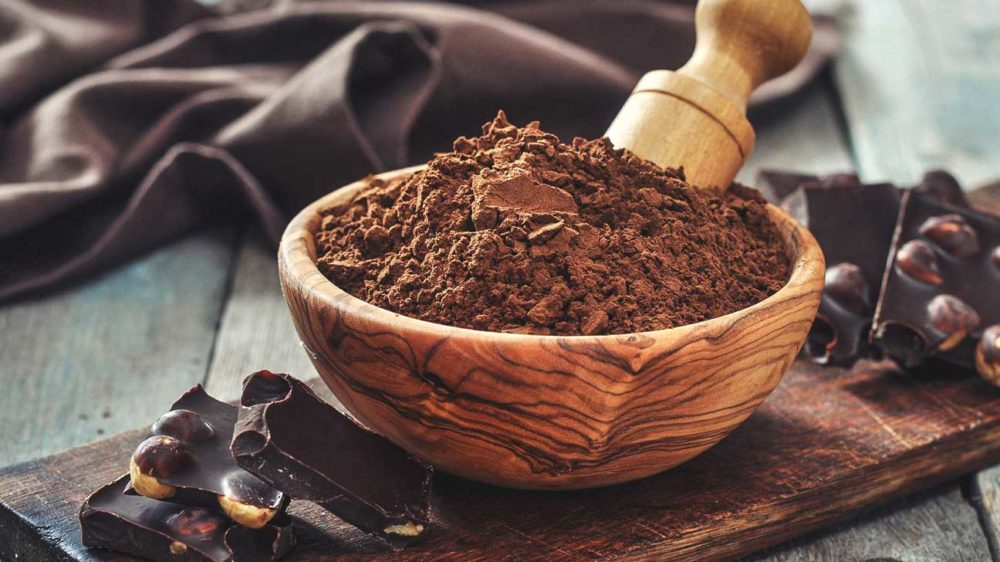 Carob The Taste Of Chocolate Without The Fat And