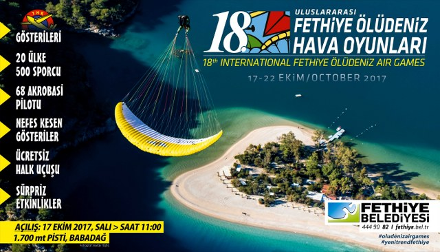 Fethiye Times News – Week Ending 14 October 2017