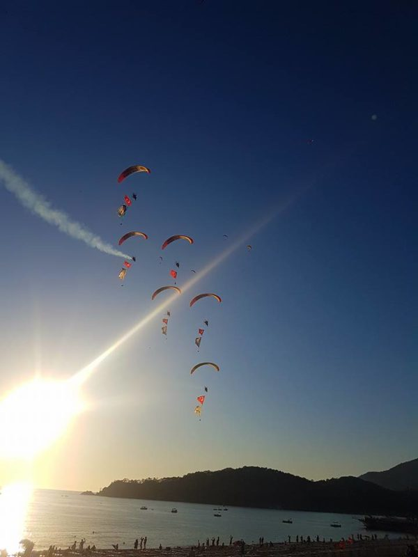 18th International Fethiye Ölüdeniz Air Games