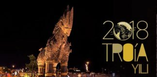 Turkey declares 2018 the Year of Troy