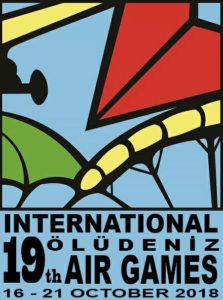 International 19th Ölüdeniz Air Games 16 -21 October 2018 @ Ölüdeniz Belceğiz Beach