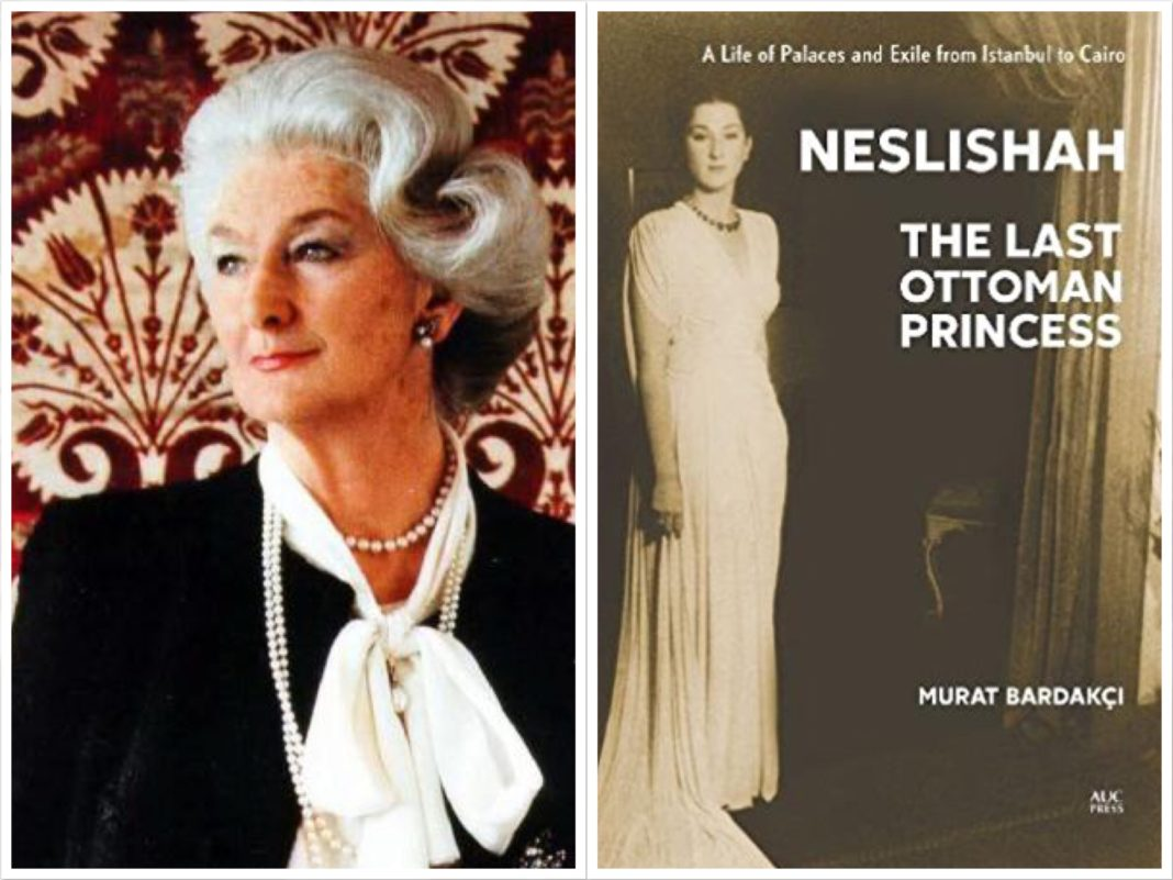 """Neslishah: The Last Ottoman Princess"" by Murat Bardakçı"
