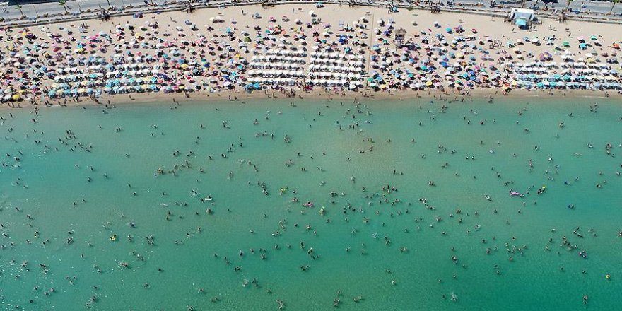 Turkey expects 40 million tourists from abroad in 2018