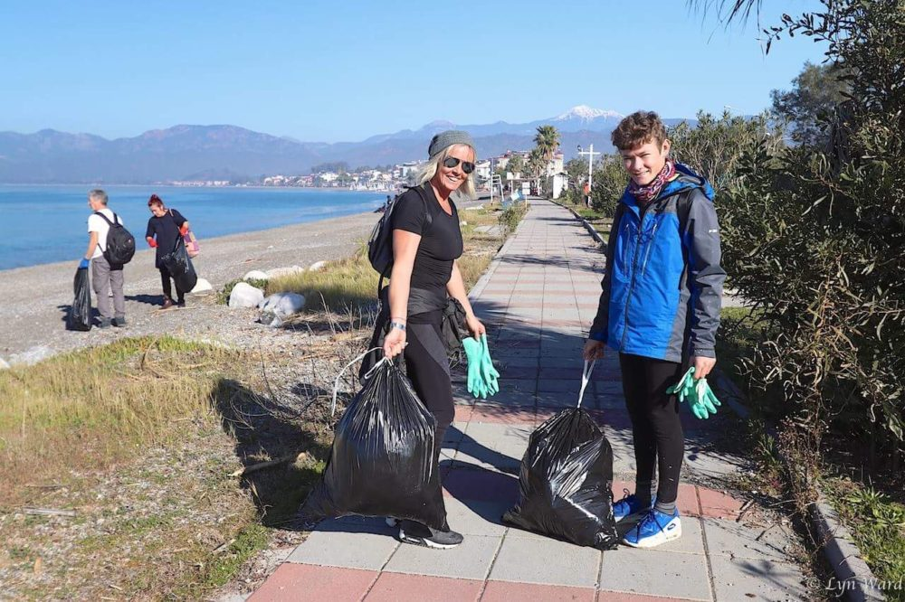 Türkiye'yi Temiz Tut - working together to keep Turkey clean