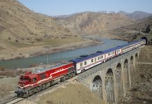 The Kurtalan Express: A daylong journey to southeastern Anatolia