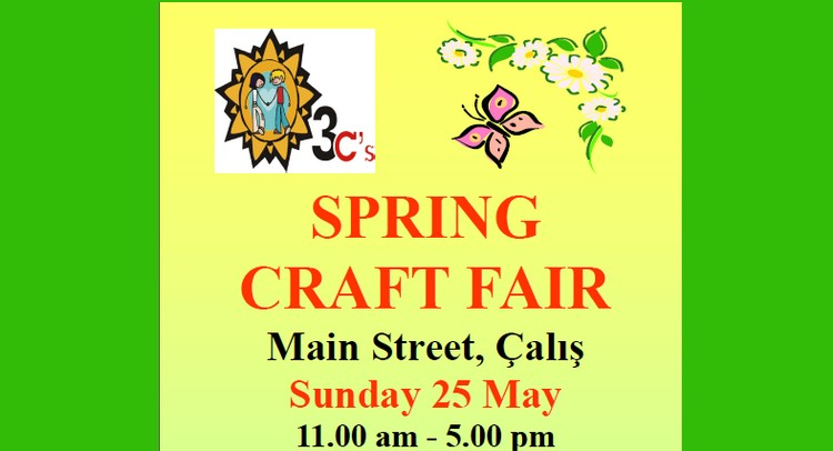 Calis spring fair promises to the biggest yet