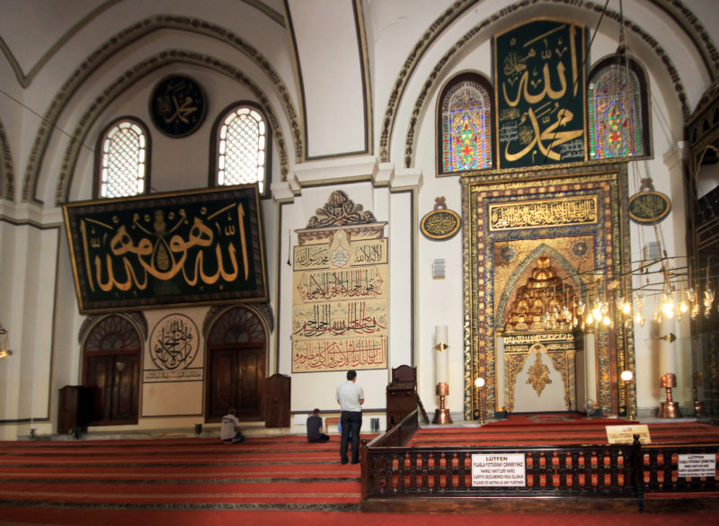 Eat, pray and love in Bursa: Former Ottoman capital keeps up with the modern