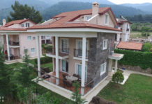 Turkey Homes Property of the Month – detached 4-bedroom villa in Ovacık