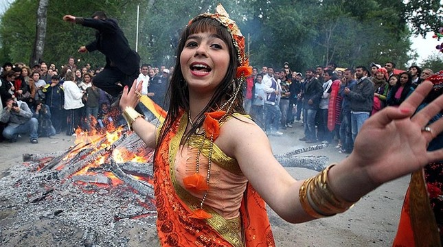 Turkey's Hıdırellez spring festival added to UNESCO list