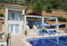 Property of the week – beautiful bespoke four bedroom villa for sale in Üzümlü – reduced to £169,995