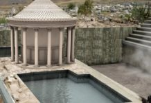 """Ancient Roman """"Gate to Hell"""" Killed Victims With This Deadly Lake"""
