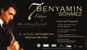 7th Benyamin Sönmez Classical Music Festival