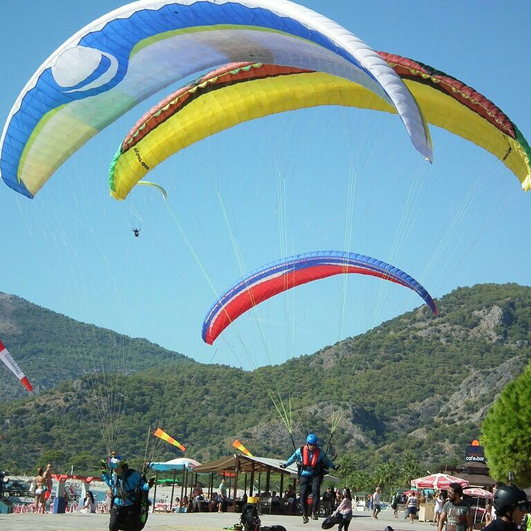 18tlh International Fethiye Ölüdeniz Air Games