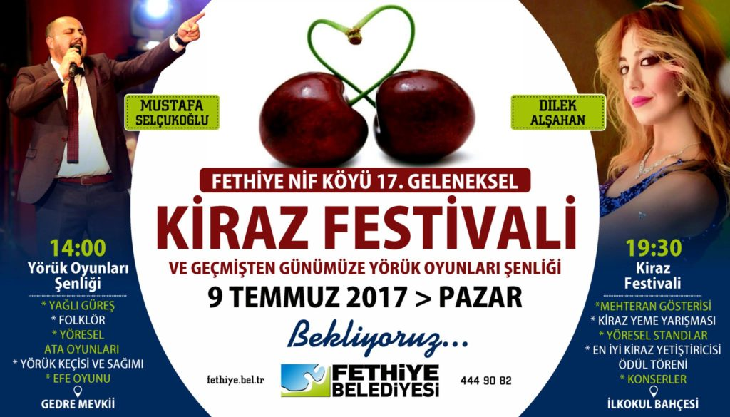17th Nif traditional Cherry Festival - a date for cherry lovers