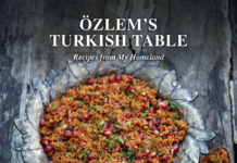 Ozlem's Turkish Table, Recipes from My Homeland - available for pre-order now