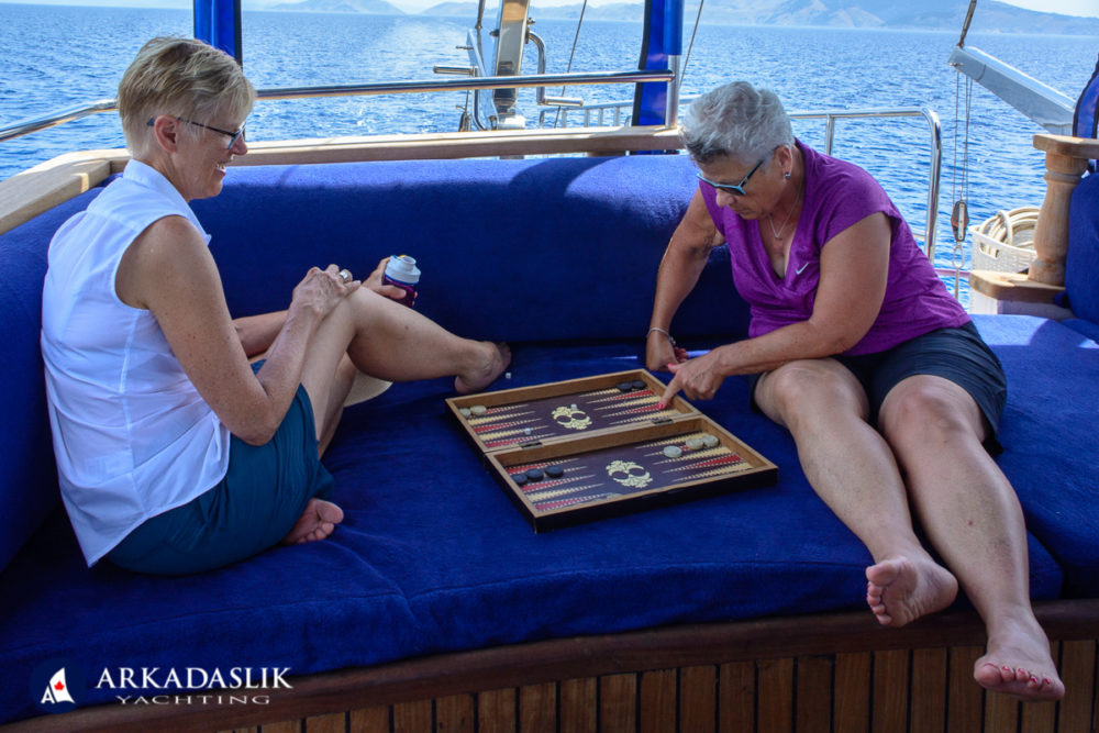 Everything you need to know about Gulets and Gulet Cruises (part five) - What to Expect DURING your Gulet Cruise