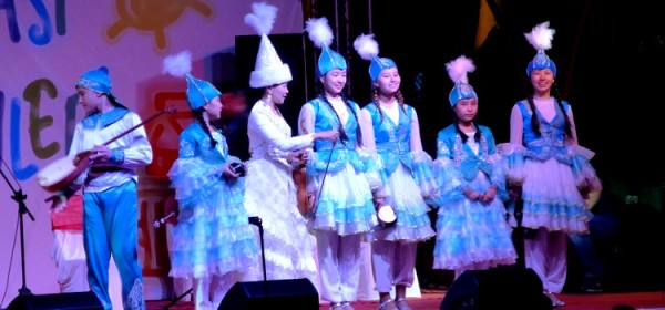7th Fethiye Arts and Culture Festival - saw acts perform from all over the world