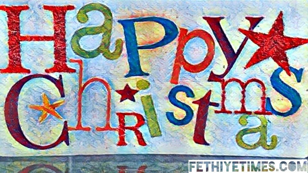 Wishing a Merry Christmas to all Fethiye Times readers and their friends and families.