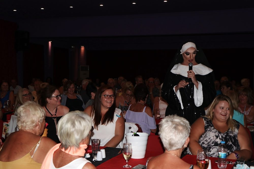 A Fundraising evening with the Fabulous Glamour Girls