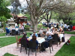 Easter lunch with Göcek Friends of the Environment and Animals