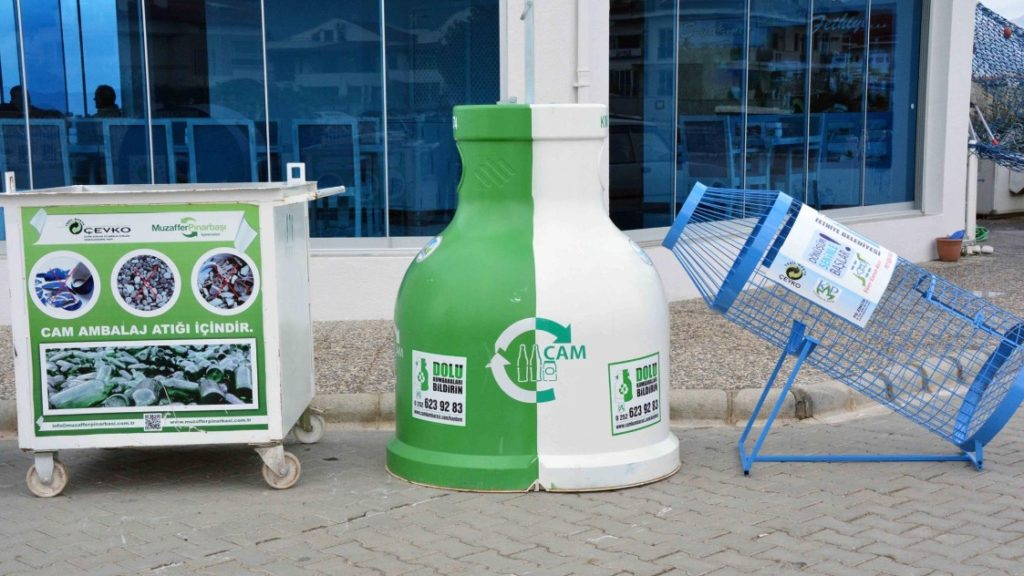 Many more opportunities to recycle in Fethiye