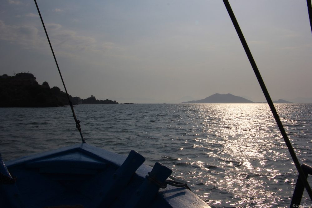 Enjoy the Yakamoz (phospherence) on the water as you are picked up by the complimentary boat service