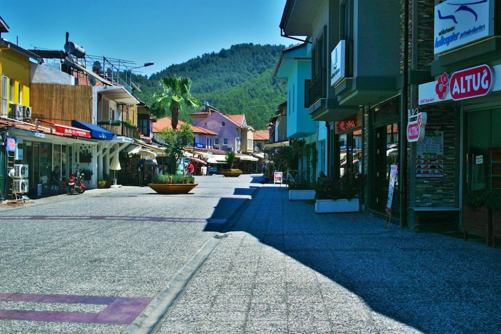 A day out in gorgeous Göcek
