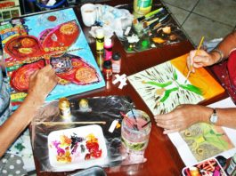 The bigger picture – discover your artistic side and make new friends