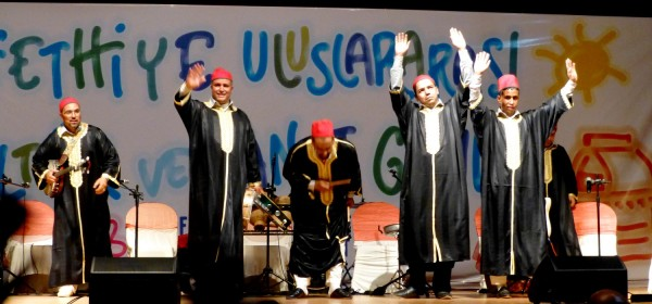 7th Fethiye Arts and Culture Festival - Imdiazen Band on Stage 9 May 2014