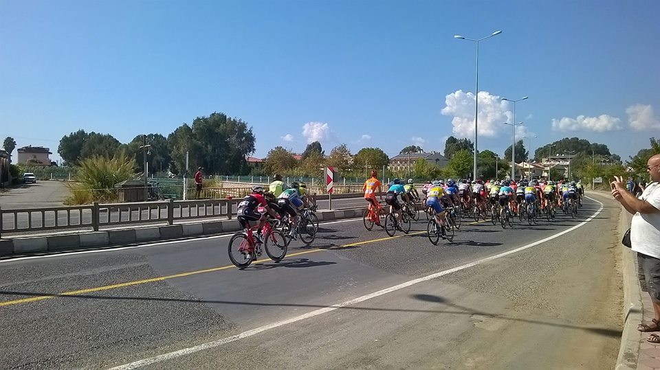 53rd Presidential Cycling Tour of Turkey - second stage ends in Fethiye