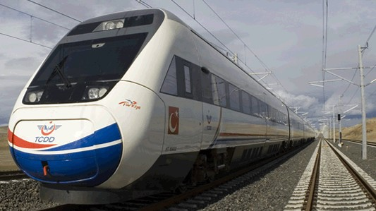 The Spanish made high speed trains will cover the 9 stop 511 km Istanbul-Ankara route in just 3 and half hours