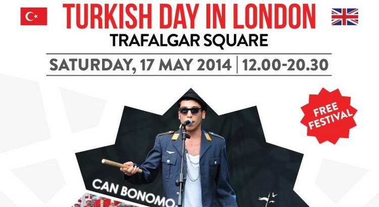 Turkish Day London 17 May 2014