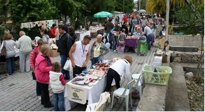 British expats retiring to Fethiye, Turkey have taken part in charitable events