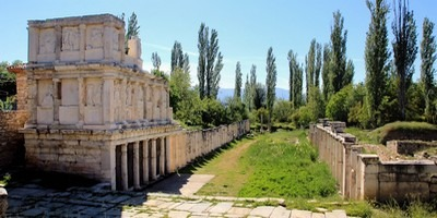 Sebasteion at Aphrodisias