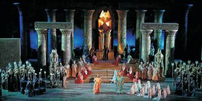 This prestigious annual event which sees spectacular performances in the amazing setting of the Roman theatre at Aspendos near Antalya, Turkey