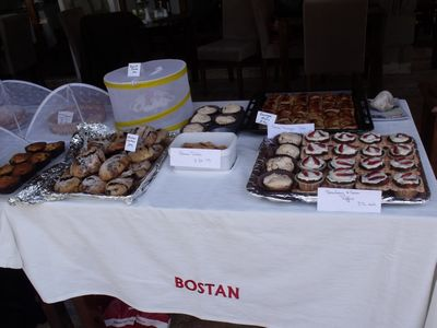 A Cake Sale was held in Fethiye on 22 March in aid of Bozalan School