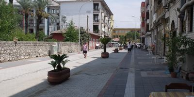 Boutique Fethiye - Pedestriansation Project