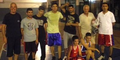 The youngsters of a Fethiye boxing club were the latest children to benefit from the fundraising efforts of Çalış Carnival when they were presented with safety equipment recently.