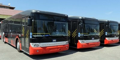 Antalya City Council operates modern airconditioned busses between the otogar and Antalya airport thanks to http://www.yerelgundem.com