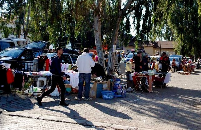 Car Boot Sale Calis in aid of the 3C's charity