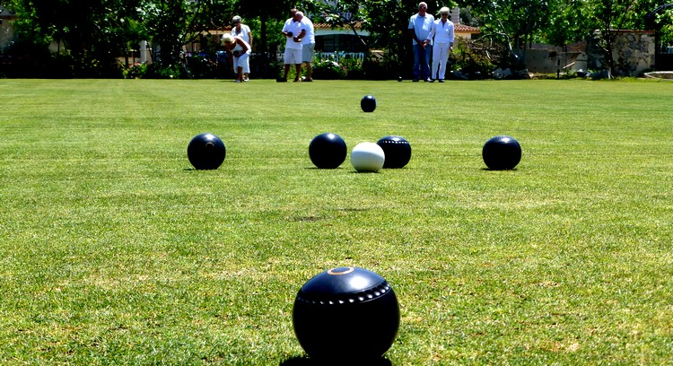 Crown Green Bowling in Calis, Fethiye -  Meet, relax and enjoy.