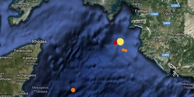 Fethiye and Oludeniz are prone to earthquakes