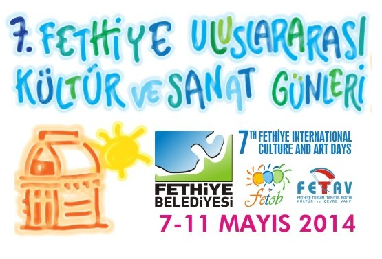 7th Fethiye Arts and Culture Festival 2014