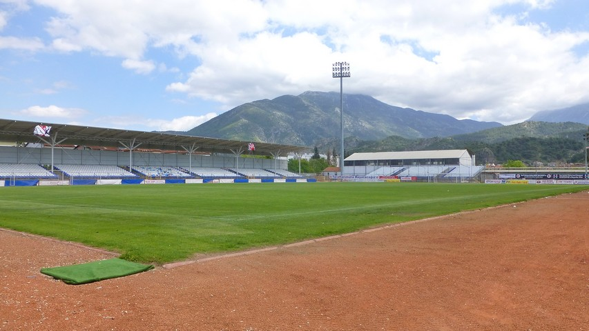 fethiyespor football grounds pitch