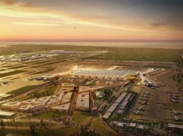 Istanbul's new landmark airport set to be world's busiest