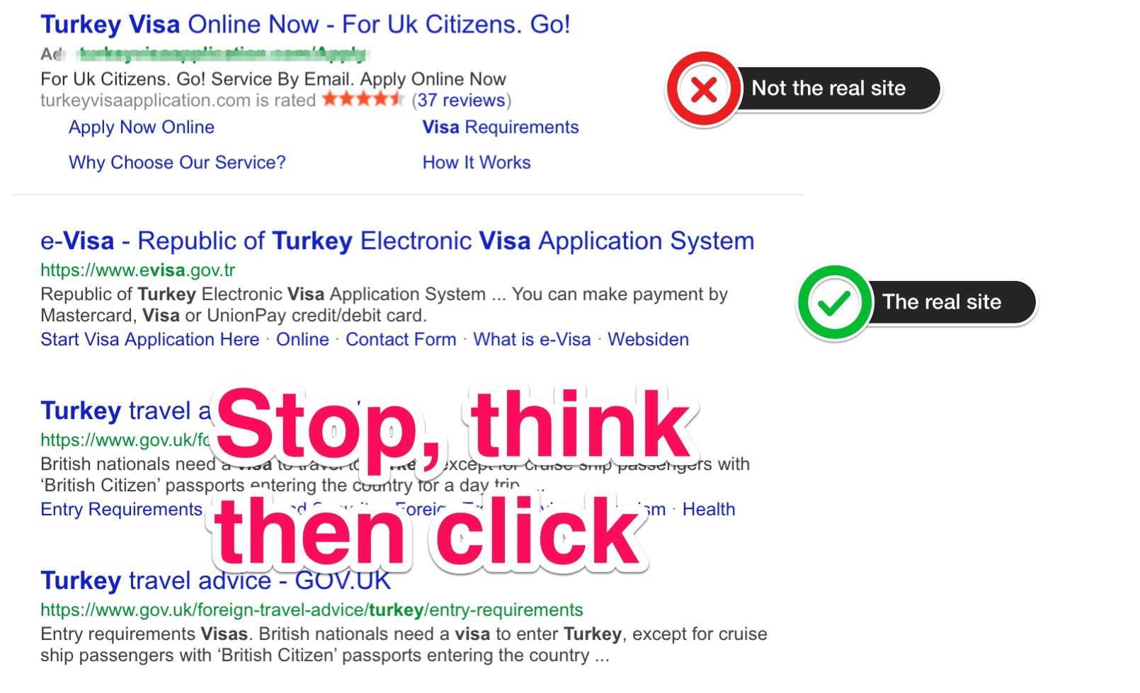 The Turkish Tourist Visa Scam