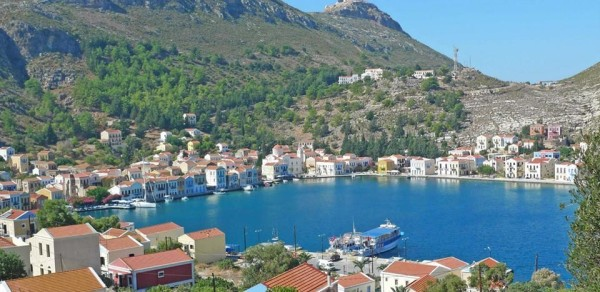 Kastellorizo is a great Day Trip from Fethiye
