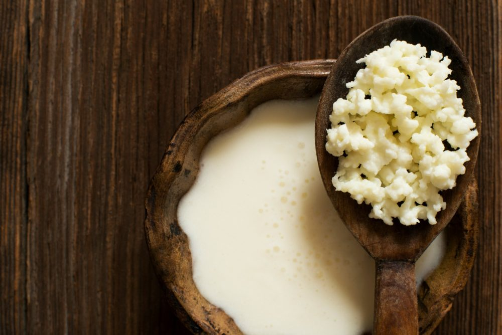 Kefir - it's a cultural thing