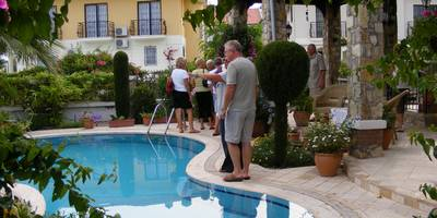 Calis Fethiye open gardens day a great success